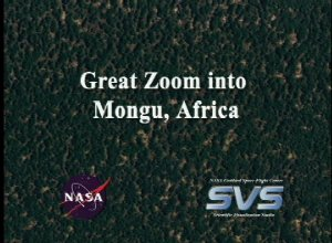 Great Zoom into Mongu, Africa (EOS Land Validation Site)