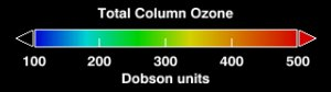 Ozone Measurements from 2000 through 2003 (WMS)
