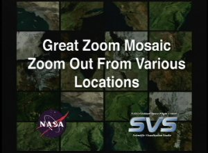 Great Zoom Mosaic - Zoom Out