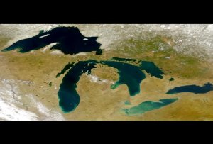 Great Lakes and Lake Effect Snow