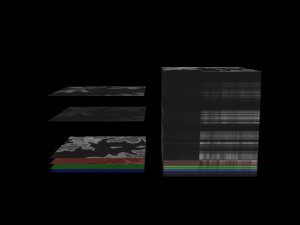 Comparing EO-1/Hyperion's spectral resolution to Landsat