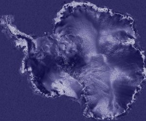 Antarctica: A Flying Tour of the Frozen Continent
