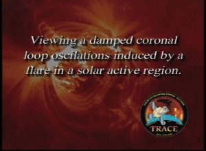 TRACE: Viewing a Coronal Loop