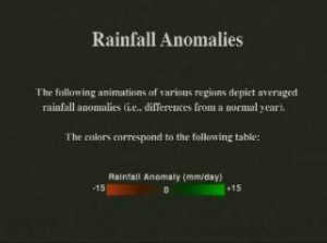 Rainfall Anomalies over the Pacific Ocean from TRMM: January, 1997, through February, 1998 (Version 1)