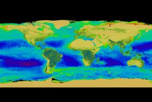 SeaWiFS Views the Whole World with Three Years of Data