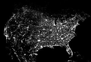 The Lights of Earth: United States