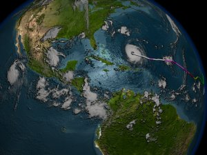 Hurricane Isabel: Under the Hood (background only)