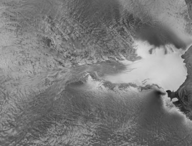 Lambert Glacier and Amery Ice Shelf