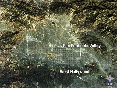 Earthquake in the Valley