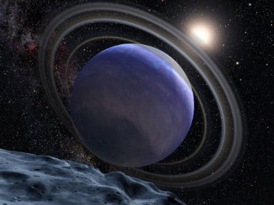 Hubble Finds Hidden Exoplanet in Archival Data