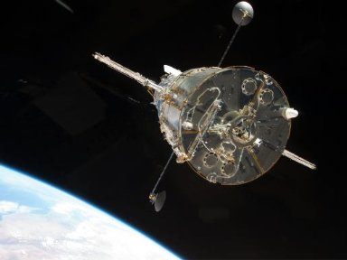 The Final Mission to Hubble