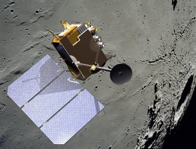 LRO Elevation Mapping
