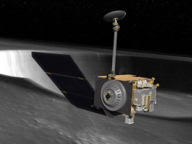 Mapping Lunar Plains