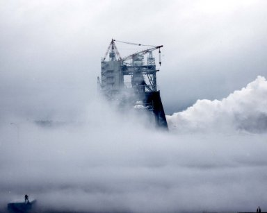 A-1 Test of a Space Shuttle Main Engine