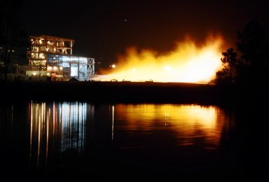 Hydrogen-Fuel Engine Component Tests Near Completion