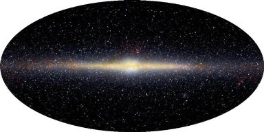 The Milky Way in Infrared