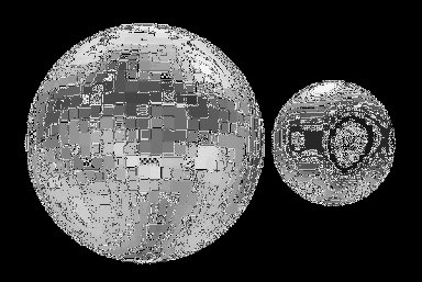 Mysterious Pluto and Charon