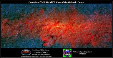 The Galactic Center Across the Infrared