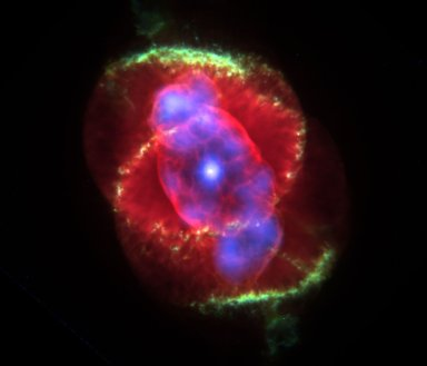 X-rays From The Cat's Eye