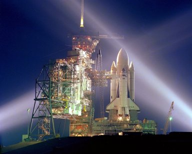 STS-1: First Shuttle Launch