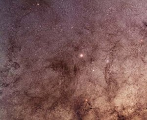 Stars and Dust Through Baade's Window