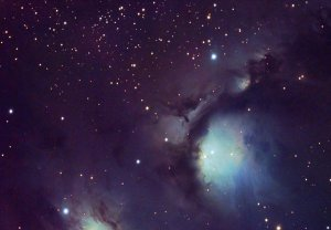 The Reflecting Dust Clouds of Orion