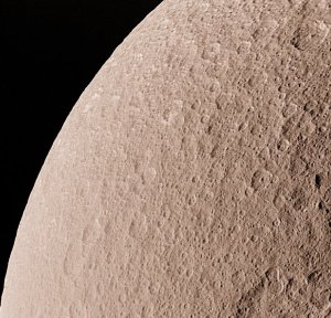 Rhea: Saturn's Second Largest Moon