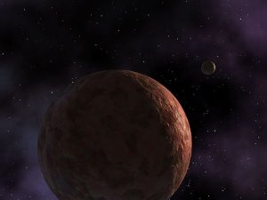 Sedna of the Outer Solar System