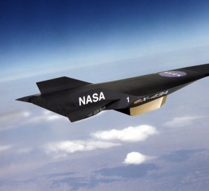 NASA's X-43A Scramjet Sets Air Speed Record