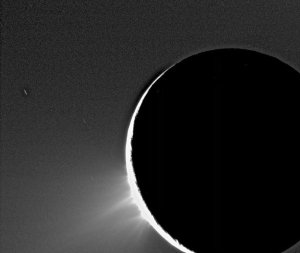 Fountains Discovered on Saturn's Enceladus