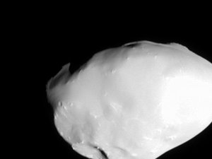 An Unusually Smooth Surface on Saturn's Telesto