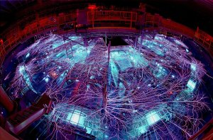 Z Machine Sets Unexpected Earth Temperature Record