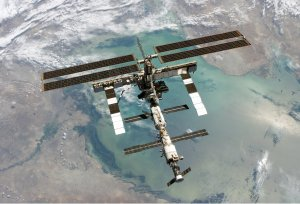 The International Space Station from Above