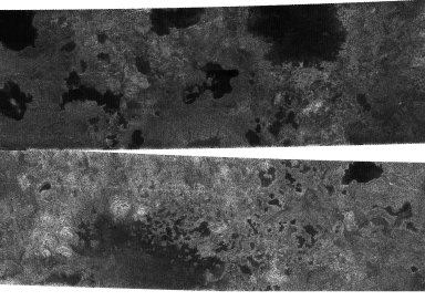 Possible Methane Lakes on Titan