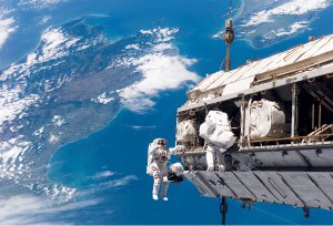 Upgrading the International Space Station