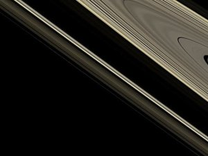 Saturn's Ancient Rings