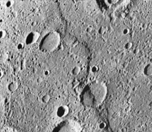 Mercury's Faults
