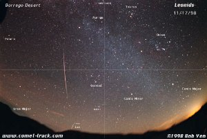 An Annotated Leonid