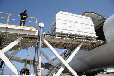 OSTM Taken Off Plane