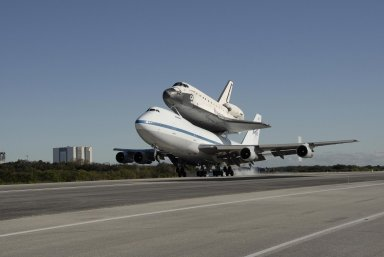 Welcome Home, Endeavour