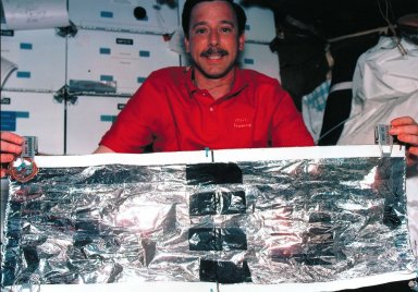 Making a Mend: Repairing Hubble's Insulation