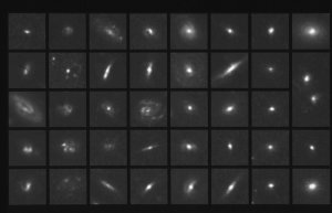 NASA's Hubble Space Telescope Peers Far Back in Time to Uncover the Secrets of Galaxy Evolution