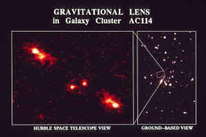 NASA's Hubble Space Telescope Uses a Distant Gravitational Lens to Explore the Cosmos