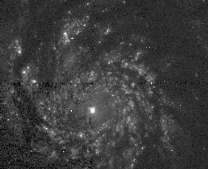 Hubble Observes the Supernova in the Whirlpool Galaxy