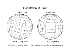 Hubble Reveals Surface of Pluto for First Time
