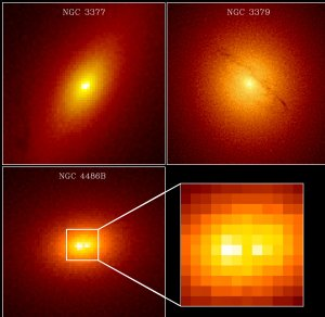 Massive Black Holes Dwell in Most Galaxies, According to Hubble Census