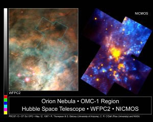 Hubble Captures the Heart of the Orion Nebula