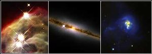 Hubble's Infrared Camera is Back in Business ? New Images Released