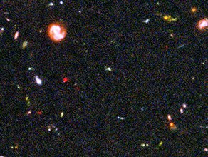 Hubble Approaches the Final Frontier: The Dawn of Galaxies