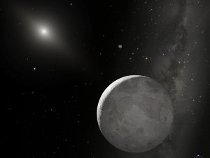 Hubble Finds 'Tenth Planet' is Slightly Larger than Pluto